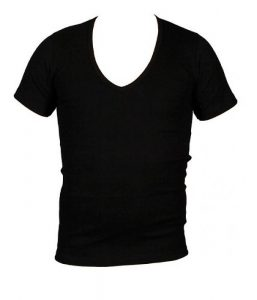 Zwart t-shirt Beeren