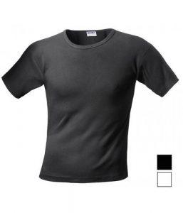Zwart t-shirt sol`s